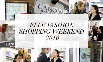 Elle Fashion Shopping Weekend 2010